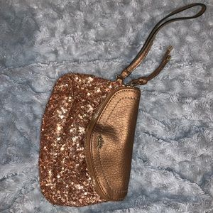 AUTHENTIC ROSE GOLD JUICY COUTURE WRISTLET